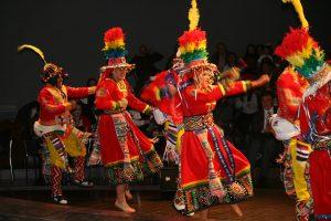 Danza Tinkus (Unión de Tinkus - FACBE)