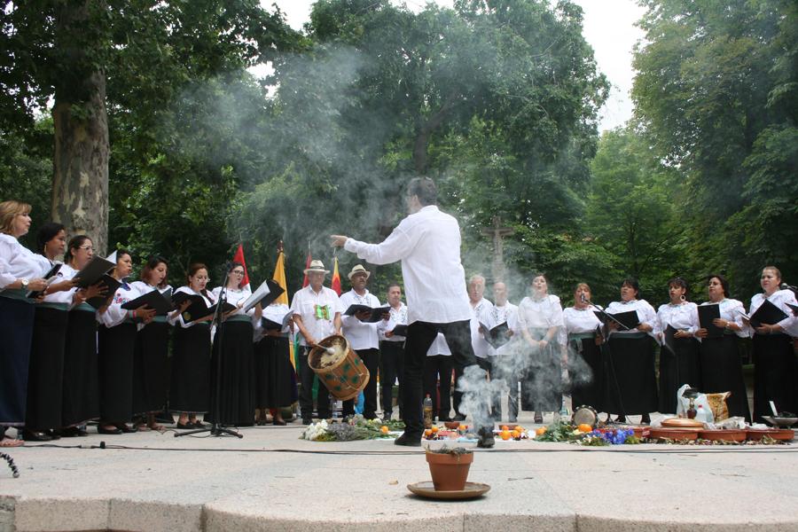 Coro 'Voces del Ecuador'